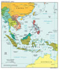 Southeast Asia Countries