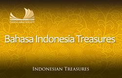 Indonesian Treasures | Bahasa Indonesia Barang Berharga