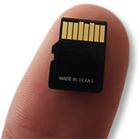 Bible Libraries on Micro SD